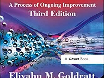 The Goal by Eliyahu M. Goldratt & Jeff Cox